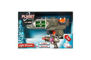 Іграшка для дітей від 3-х років Light Shooter Planet fighter Simba 1шт