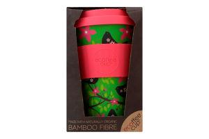 Чашка Ecoffee Cup Regular бамбук 400мл асс D-03