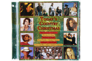 Today's Country Christmas CD