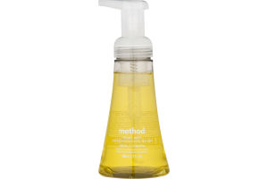 Method Foaming Hand Wash Lemon Mint