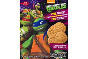 Betty Crocker Teenage Mutant Ninja Turtles Cinnamon Oat Crisps - 8 CT