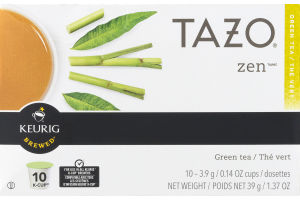 Tazo Zen Green Tea K-Cups - 10 CT
