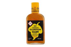 Соус острый Trinidad scorpion yellow Zapal с/бут 200мл