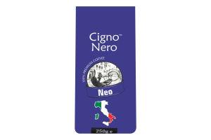 Кофе молотый Cigno Nero Нео жареный
