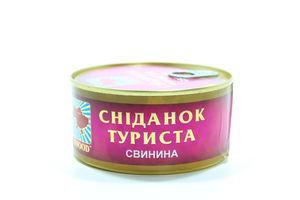 Свинина Тінфуд Сніданок туриста з/б 325г