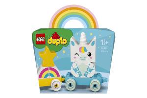 Конструктор для детей от 18мес №10953 Unicorn Duplo Lego 1шт