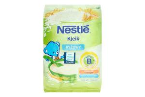 Каша безмолочная для детей от 6мес Рисовая с пробиотиками Nestle м/у 160г