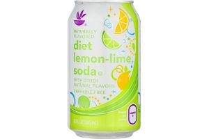 Ahold Diet Soda Lemon-Lime