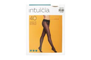 Колготки жіночі Intuicia Fashion Top 40den 3 daino