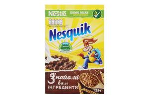 Завтрак сухой готовый с витаминами и минеральными веществами Nesquik к/у 125г
