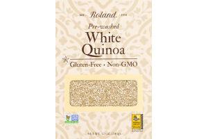 Roland Pre-Washed White Quinoa