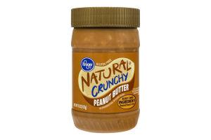 Kroger Natural Gluten Free Crunchy Peanut Butter