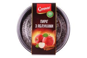 Торт Сладков пирог с яблоками