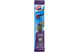 Clif Kid Organic Z Fruit Grape Twisted Fruit Snack