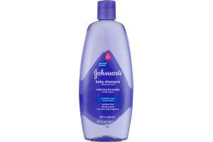 Johnson's Baby Shampoo Calming Lavender