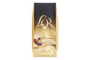 Кава натуральна смажена в зернах Classique Сrema Absolu L'OR м/у 1000г