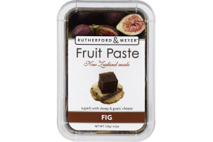 Rutherford & Meyer Fruit Paste Fig