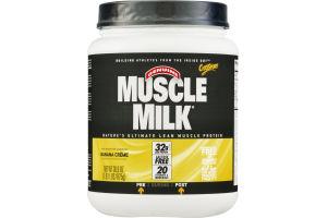 Cytosport Genuine Muscle Milk Lean Muscle Protein Banana Creme