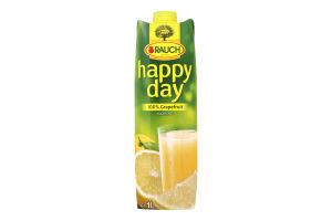 Сок Happy Day грейпфрут