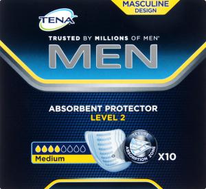 Прокладки урологічні чоловічі Tena for Men-2 10шт