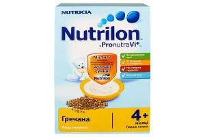Каша молочная Гречневая Nutrilon к/у 225г