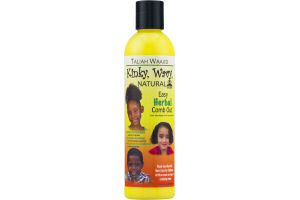 Taliah Waajid Kinky, Wavy Natural Easy Herbal Comb Out