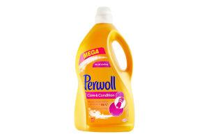 Средство для стирки специальное Care&Condition Perwoll 3.6л