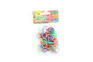 Набор для плетения цветными резинками Bands set Loom Twister 300шт
