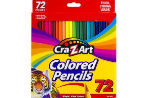 Cra-Z-Art Clored Pencils - 72 CT