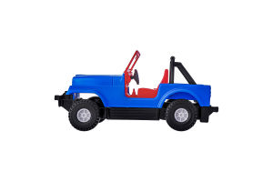 Игрушка для детей от 3лет №39015 Авто-джип Wader 1шт