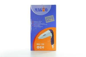 Фен Magio МG-156 1500Вт скл.ручка 2 реж.