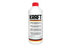 Концентрат антифрізу G12/G12+ Kraft 1.5л