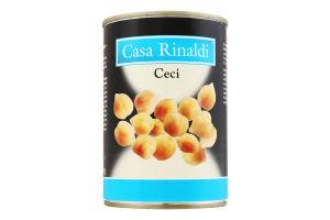 Горох нут Ceci Casa Rinaldi ж/б 400г