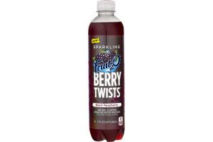 Fruit2O Sparkling Berry Twists Black Raspberry