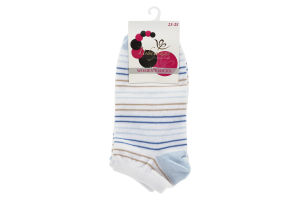 Шкарпетки Интуиция блакитні 23-25 2пари