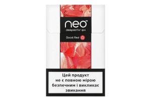 Стіки Boost Red Neo 20шт