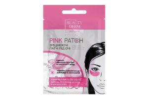 Патчи коллагеновые розовые Beautyderm 2шт