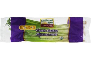 Earthbound Farm Organic Green Onions