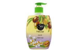 """""""Крем-мило рідке """"""""Шик"""""""" Nectar Оливкове, в полімерній пляшці, 0,3 кг"""""""