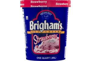 Brigham's Ice Cream Strawberry
