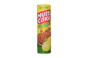 Печенье Multic&crispy Лайм Roshen 135г