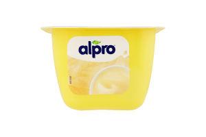 Десерт соевый с ванильным вкусом Alpro ст 125г