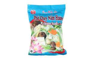 Лапша рисовая быстрого приготовления со вкусом грибов Bich-Chi м/у 60г