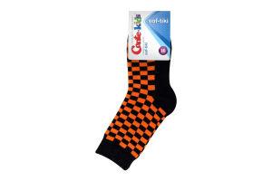 Шкарпетки дит. SOF-TIKI 7С-46СП, р.16, 226 помаранчевий 1 шт