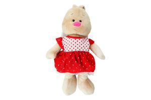 Игрушка мягкая для детей от 3лет Зайка-Крошка девочка Stip 1шт