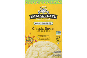 Immaculate Honestly Delicious Gluten Free Classic Sugar Cookie Mix