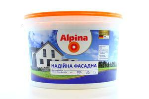 ФАРБА ALPINA НАДІЙНА ФАСАДНА 5 Л
