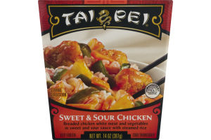 Tai Pei Sweet & Sour Chicken