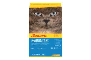 Корм сухой для взрослых котов Marinesse Josera 2кг