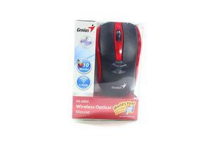 Миша комп'ютерна Genius NS-6005 WL Red